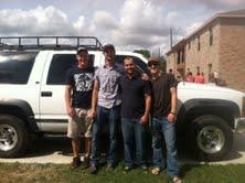 The EZ church planting team