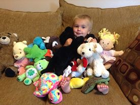 nora in stuffed animals