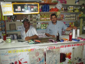 Two brothers that own the store in Village CO. We had good evangelistic relationships with